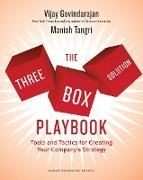 Cover-Bild zu The Three-Box Solution Playbook (eBook) von Govindarajan, Vijay