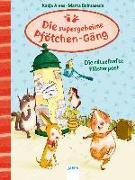 Cover-Bild zu Die supergeheime Pfötchen-Gäng (3). Die rätselhafte Flüsterpost von Alves, Katja