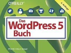 Cover-Bild zu Das WordPress-5-Buch von Sauer, Moritz