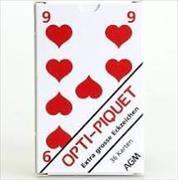 Cover-Bild zu OPTI-Piquetkarten mit EXTRA Grossen Zahlen KFE