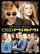 Cover-Bild zu CSI: Miami von Mendelsohn, Carol