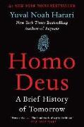 Cover-Bild zu Homo Deus von Harari, Yuval Noah