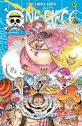Cover-Bild zu One Piece 87 von Oda, Eiichiro