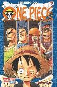 Cover-Bild zu One Piece, Band 27 von Oda, Eiichiro