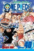 Cover-Bild zu One Piece, Volume 40: Gear von Oda, Eiichiro