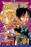 Cover-Bild zu One Piece, Vol. 84 von Oda, Eiichiro