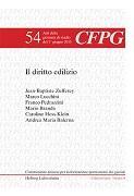 Cover-Bild zu Il diritto edilizio von Lucchini, Marco (Hrsg.)