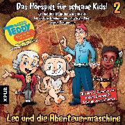 Cover-Bild zu Leo und die Abenteuermaschine - Folge 2 (Audio Download) von Arnold, Matthias