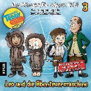 Cover-Bild zu Leo und die Abenteuermaschine - Folge 3 (Audio Download) von Arnold, Matthias