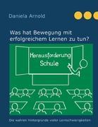 Cover-Bild zu Herausforderung Schule von ARNOLD, Daniela