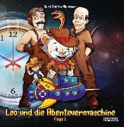 Cover-Bild zu Leo und die Abenteuermaschine Folge 1 von Arnold, Matthias