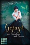 Cover-Bild zu Winter, July: Gejagt von Schicksal und Verrat (Sturmwanderer 3)