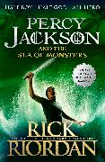 Cover-Bild zu Percy Jackson and the Sea of Monsters (Book 2) von Riordan, Rick