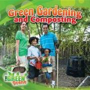 Cover-Bild zu Aloian, Molly: Green Gardening and Composting