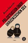 Cover-Bild zu Feldstudien über ukrainischen Sex von Sabuschko, Oksana