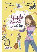 Cover-Bild zu Frida Superstar: Frida Superstar on Stage (eBook) von Sahler, Martina