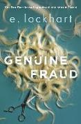 Cover-Bild zu Genuine Fraud (eBook) von Lockhart, E.
