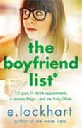 Cover-Bild zu Ruby Oliver 1: The Boyfriend List von Lockhart, E.
