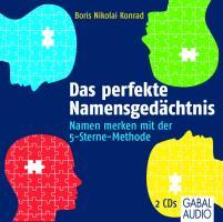 Cover-Bild zu Das perfekte Namensgedächtnis von Konrad, Boris Nikolai