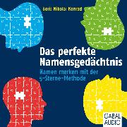 Cover-Bild zu Das perfekte Namensgedächtnis (Audio Download) von Konrad, Boris Nikolai