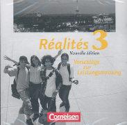 Cover-Bild zu Réalités 3. Vorschläge zur Leistungsmessung. CD-Extra