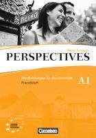 Cover-Bild zu Perspectives. Neue Ausgabe. Handreichungen für den Unterricht von Rochler, Sven