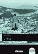 Cover-Bild zu L'hôte. Handreichungen für den Unterricht mit Kopiervorlagen von Schmidt, Stefan