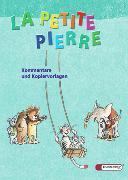 Cover-Bild zu La Petite Pierre 4. Schuljahr. Kommentare und Kopiervorlagen von Viala, Frédérique (Hrsg.)