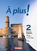 Cover-Bild zu À plus! 2. Carnet d'activités - Lehrerfassung von Jorissen, Catherine