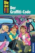 Cover-Bild zu Die drei !!!, 64, Der Graffiti-Code von Vogel, Kirsten