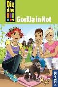 Cover-Bild zu Die drei !!!, 58, Gorilla in Not von Heger, Ann-Katrin
