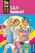 Cover-Bild zu Die drei !!!, 1,2,3 Sommer! (drei Ausrufezeichen) (eBook) von Sol, Mira