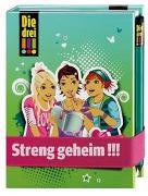 Cover-Bild zu Die drei !!!, Mein Tagebuch