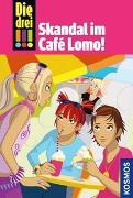Cover-Bild zu Die drei !!!, 44, Skandal im Café Lomo von Wich, Henriette