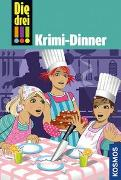 Cover-Bild zu Die drei !!!, Bd. 51, Krimi-Dinner von Wich, Henriette