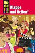 Cover-Bild zu Die drei !!!, Bd. 54, Klappe und Action! von Sol, Mira