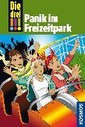 Cover-Bild zu Die drei !!! 29. Panik im Freizeitpark (drei Ausrufezeichen) (eBook) von Sol, Mira