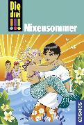 Cover-Bild zu Die drei !!! 43. Nixensommer (drei Ausrufezeichen) (eBook) von Sol, Mira
