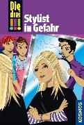 Cover-Bild zu Die drei !!!, 38, Stylist in Gefahr (drei Ausrufezeichen) (eBook) von Sol, Mira