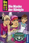 Cover-Bild zu Die drei !!!, 48, Die Maske der Königin (drei Ausrufezeichen) (eBook) von Sol, Mira