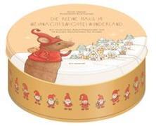 Cover-Bild zu Die kleine Maus im Weihnachtswichtelwunderland von Hassel, Anne