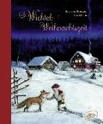 Cover-Bild zu Wichtel-Weihnachtszeit von Kreuzer, Kristina
