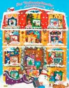 Cover-Bild zu Pixi Adventskalender mit Weihnachts-Bestsellern 2018 von Diverse,