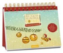 Cover-Bild zu Die kleine Hummel Bommel - Adventskalender von Sabbag, Britta