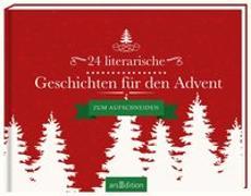 Cover-Bild zu 24 literarische Geschichten für den Advent