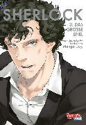 Cover-Bild zu Sherlock 3 von Jay.,