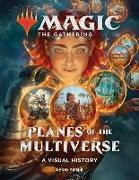 Cover-Bild zu Magic: The Gathering: Planes of the Multiverse von Wizards of the Coast