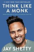 Cover-Bild zu Think Like a Monk (eBook) von Shetty, Jay