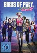 Cover-Bild zu Birds of Prey: The Emancipation of Harley Quinn von Cathy Yan (Reg.)
