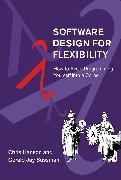 Cover-Bild zu Software Design for Flexibility von Hanson, Chris
